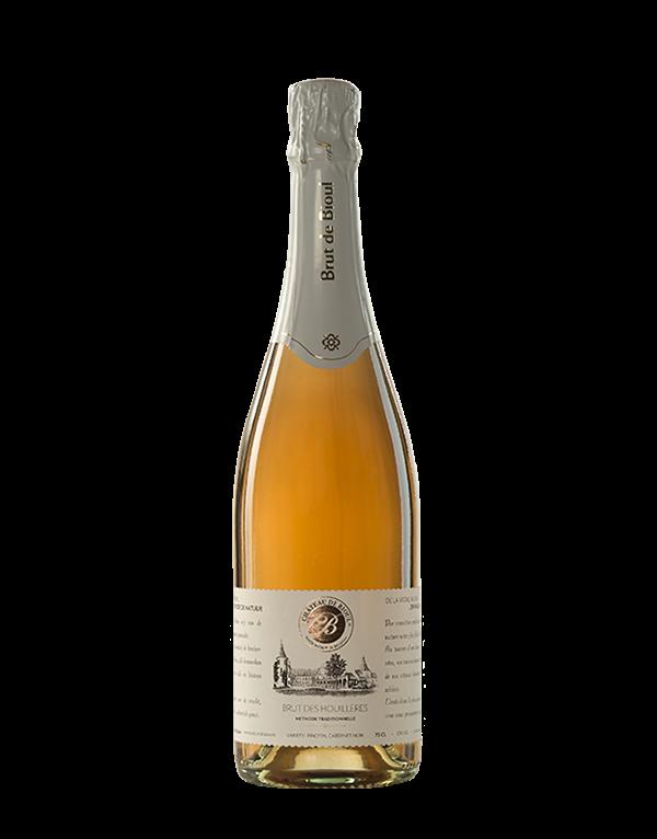 Crémant Rosé Brut - Brut des Houillères - Chateau de Bioul - 2017