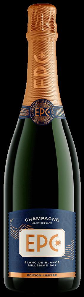 Champagne EPC - Blanc de Blancs - Millésimé 1er Cru 2014 - Magnum