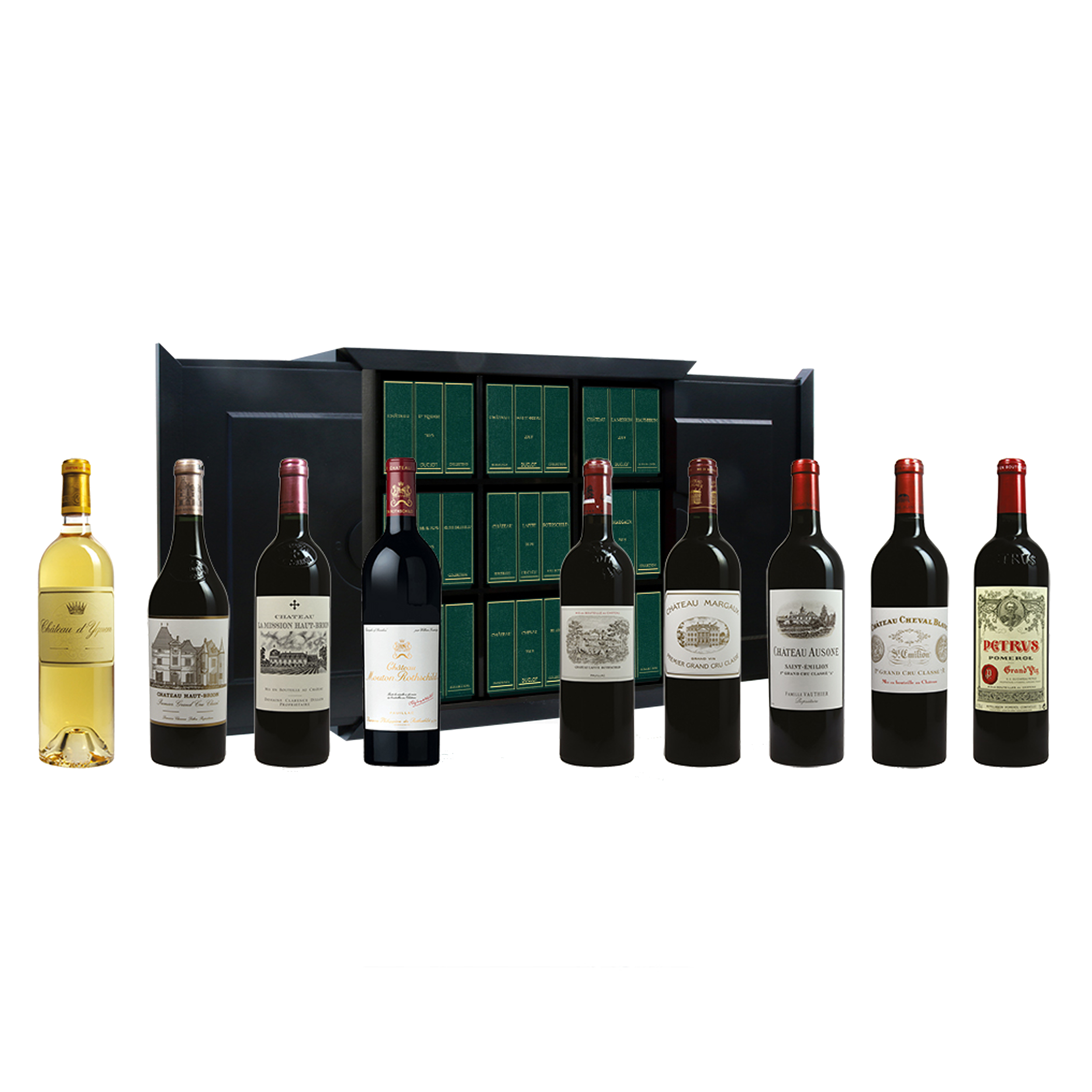 Bordeaux - Coffret collection DUCLOT 2019 - DISPONIBLE PRINTEMPS 2021