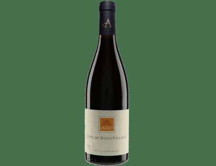 Côtes de Nuits Villages -  Domaine d\'Ardhuy - Bio - 2017