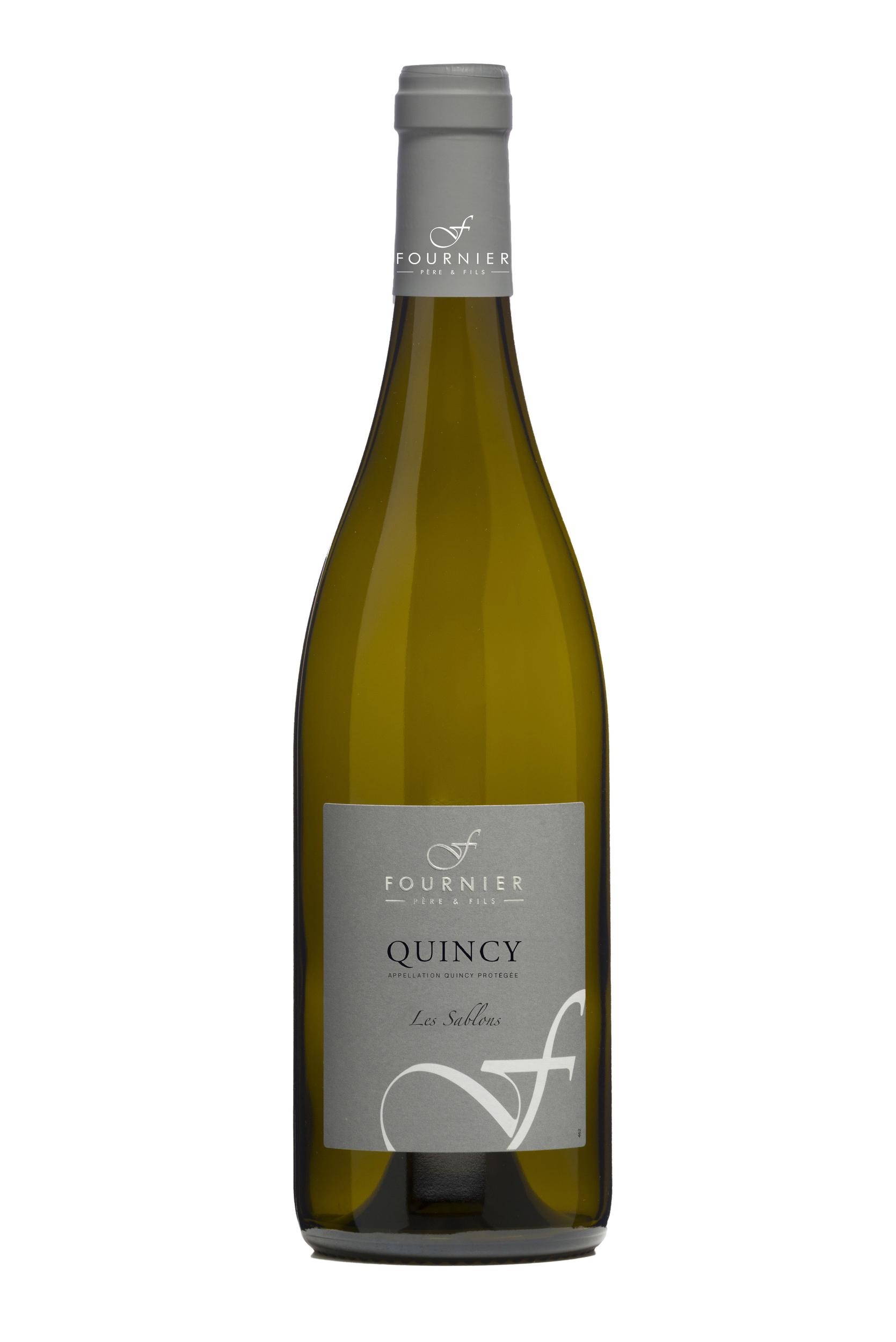 Quincy - Blanc - Domaine Fournier - 2019