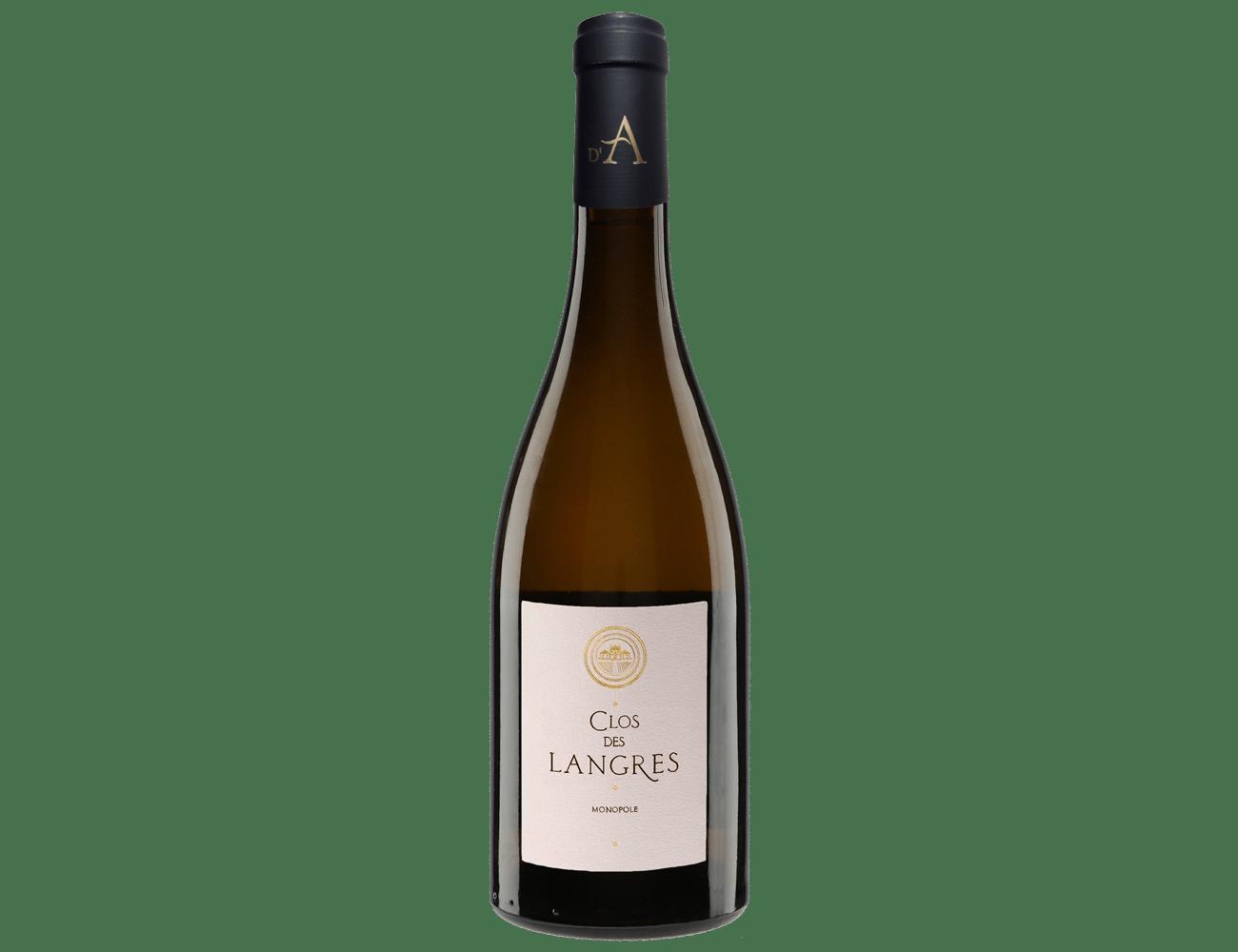Côtes de Nuits Villages - Clos des Langres Monopole - Domaine d\'Ardhuy - Bio - 2017