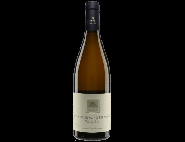 Puligny Montrachet 1er cru - Sous les Puits - Domaine d\'Ardhuy - Bio - 2019