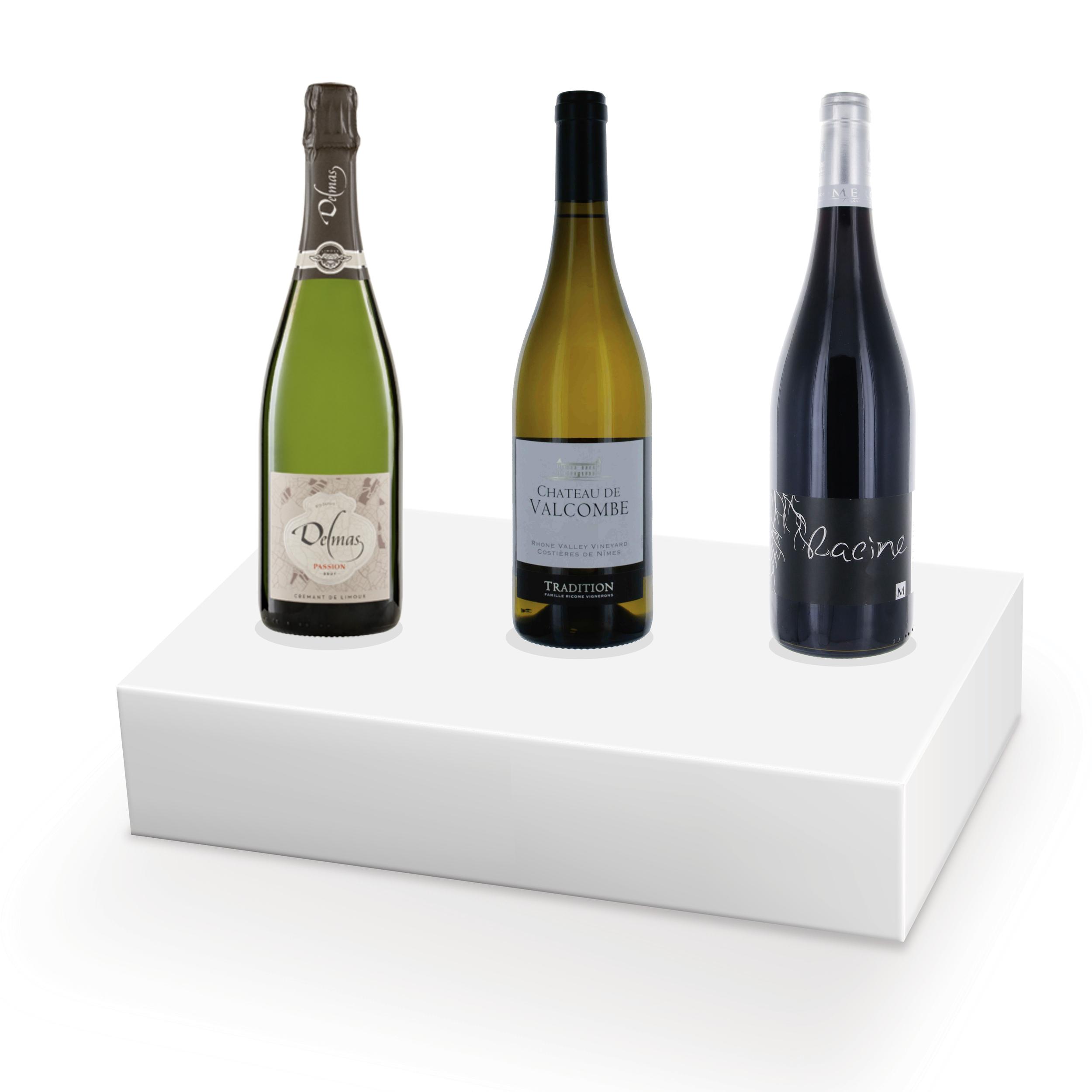 Coffret vins pour fondue bourguignonne - 3 bouteilles N°2