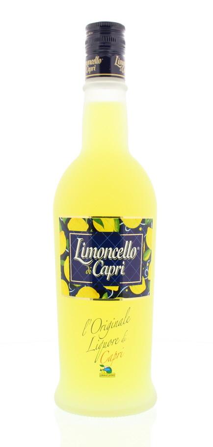 Liqueur - Limoncello Di Capri - 70 cl - 30°