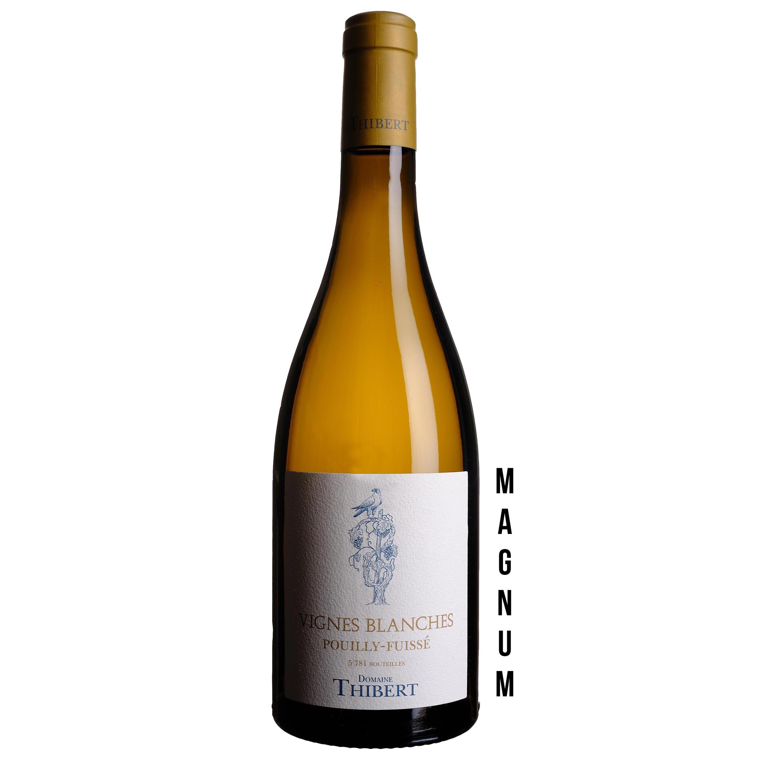 Pouilly Fuisse - Vignes Blanches - Domaine Thibert - 2010 - Magnum