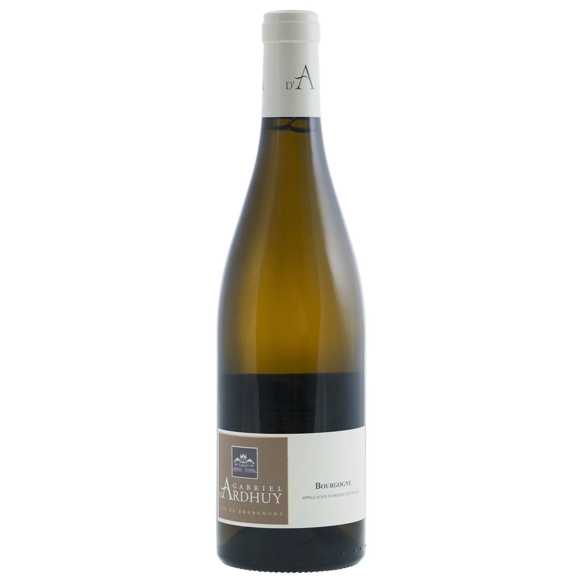 Bourgogne Chardonnay - Domaine d\'Ardhuy - 2018 - BIO