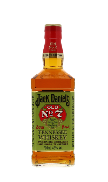 Jack Daniel\'s Legacy Edition 1905 - Etats-Unis - Non Tourbé - 70 cl - 43°