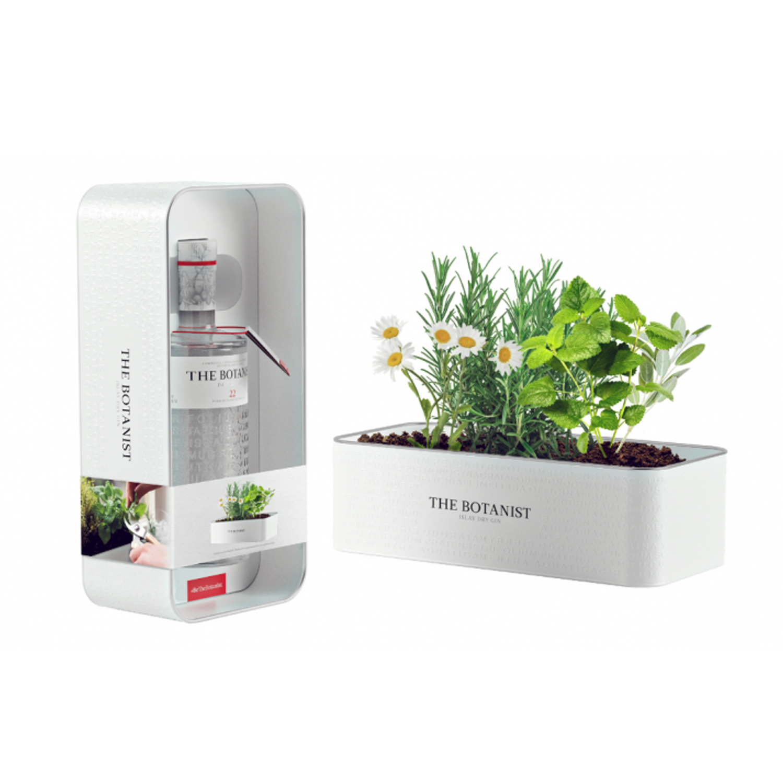 The Botanist Gin Special Edition - Bac à fleurs - 46° - 70cl