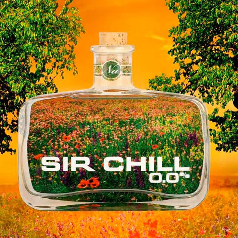 Gin - Sir Chill - 0.0° - 50cl (Sans Alcool)