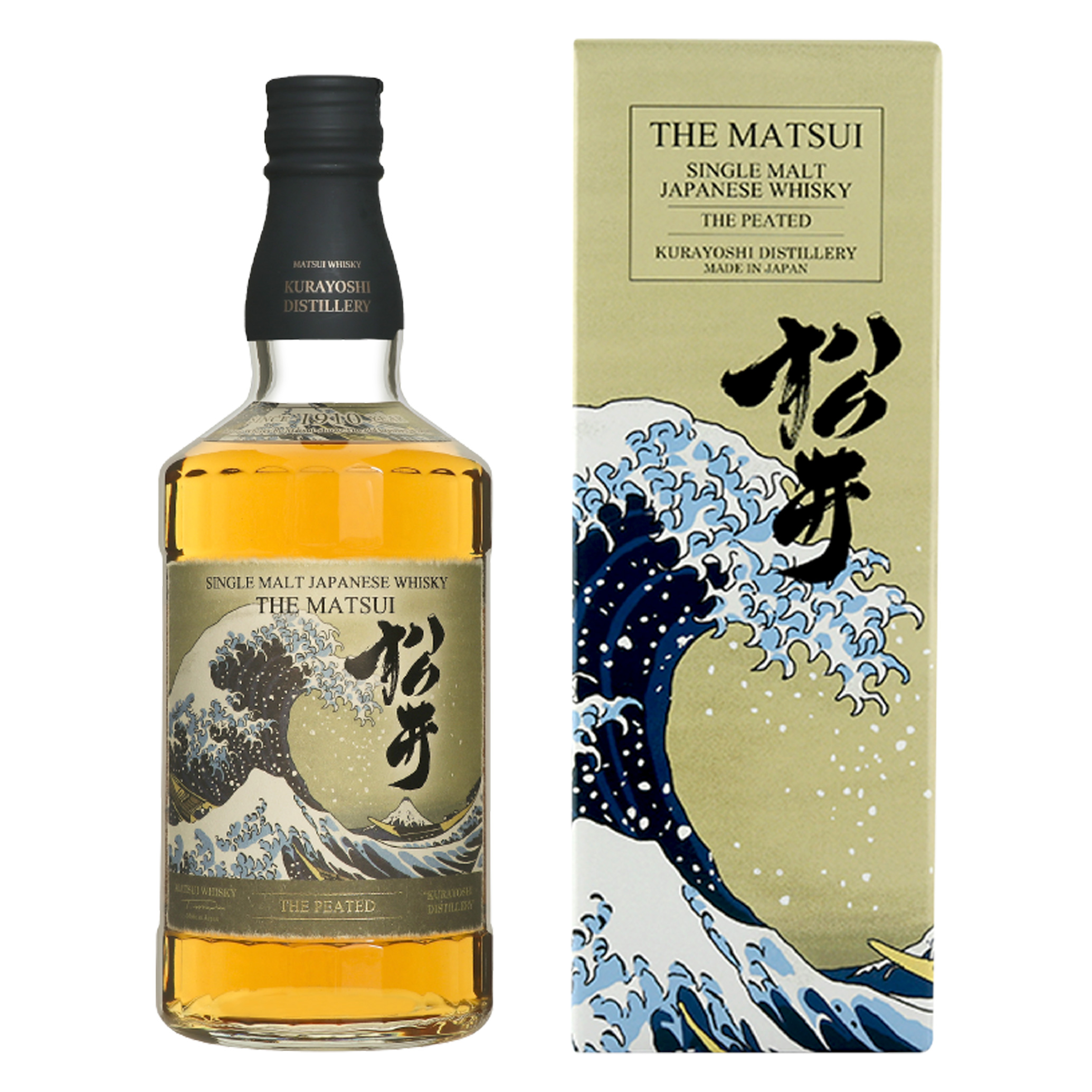 Whisky - The Matsui The Peated - Japon - 70cl - 48°