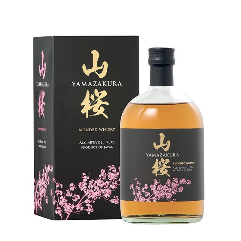 Yamazukara - Whisky Japonais - Blended Whisky - 40° - 70cl