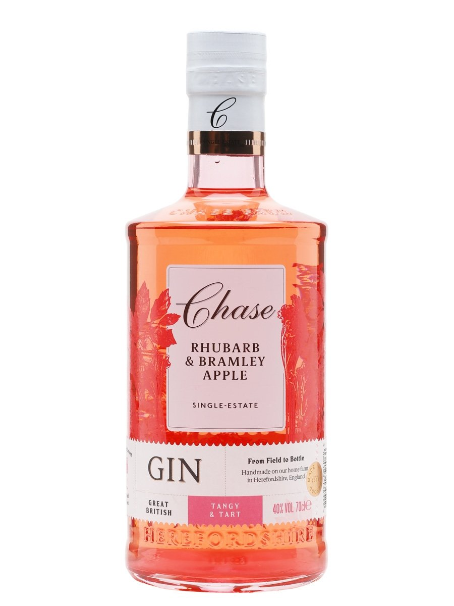 GIn - Chase Rhubarb and Bramley Apple - Angleterre - 70cl - 40°