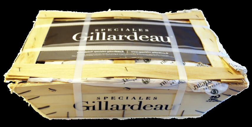 Huîtres Gillardeau (à commander le mercredi au plus tard pour enlèvement vendredi en magasin)