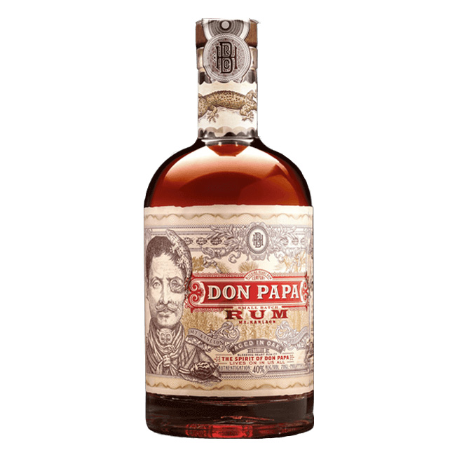 Don Papa - 7ans - Philippines - 40° - 70cl