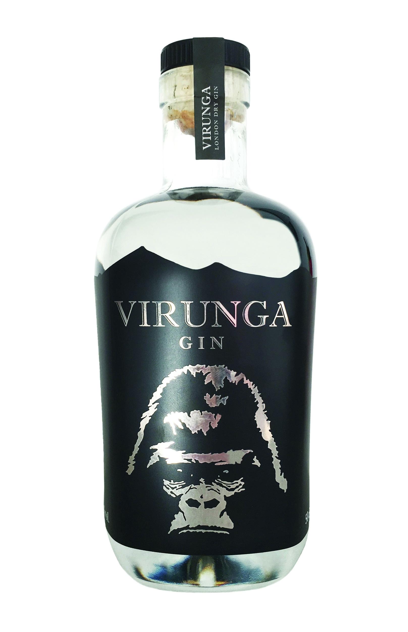 Gin - Virunga - Royaume-Uni - 43% - 50cl