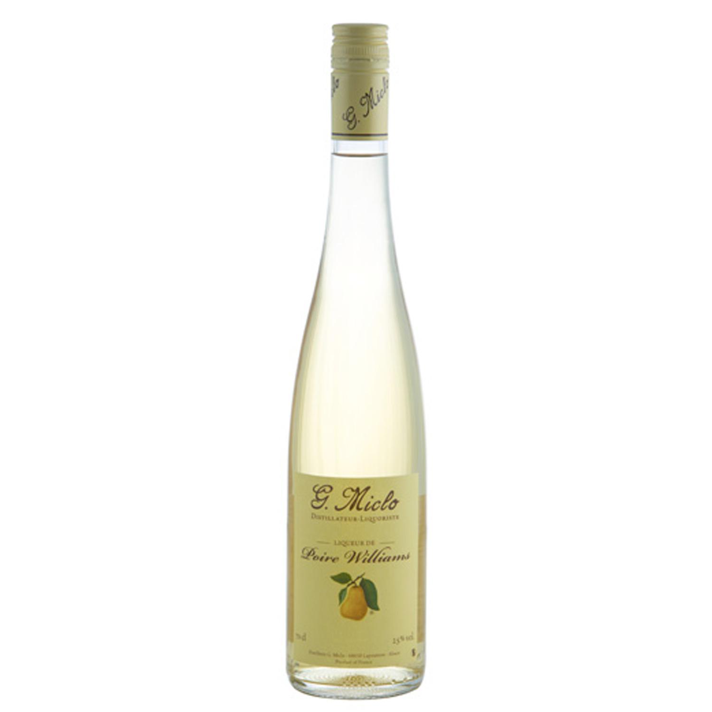 Liqueur - Poire Williams - Distillerie G. Miclo - 25° - 70cl