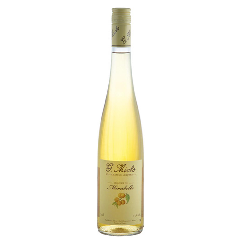 Liqueur de Mirabelle - Distillerie G.Miclo - 25° - 70cl