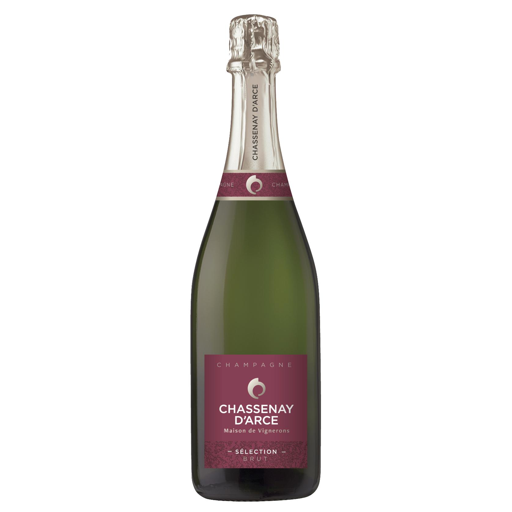 Cuvée Sélection Brut - Champagne Chassenay D\'Arce