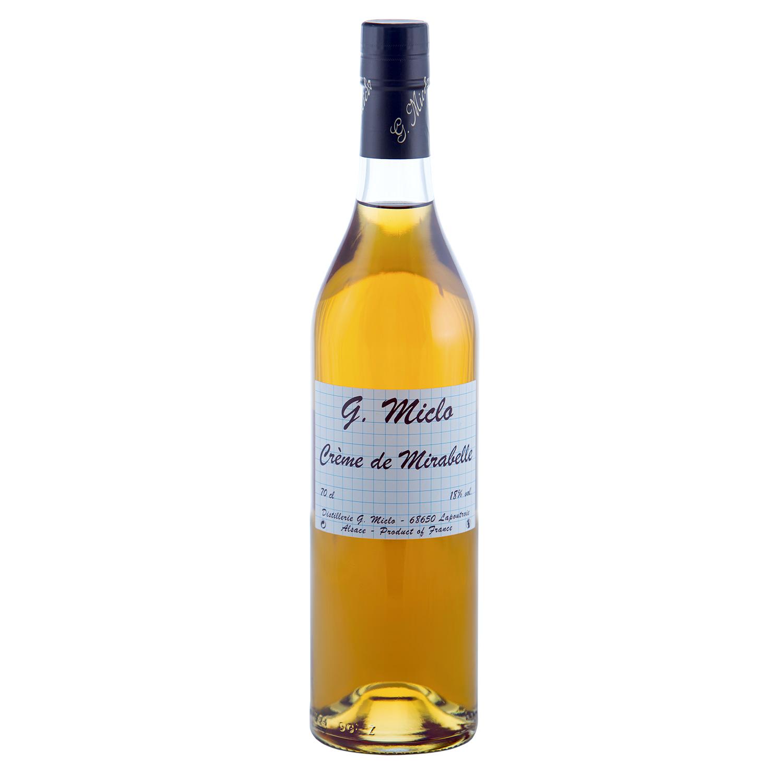 Crème de Mirabelle - G.Miclo - 18° - 70cl