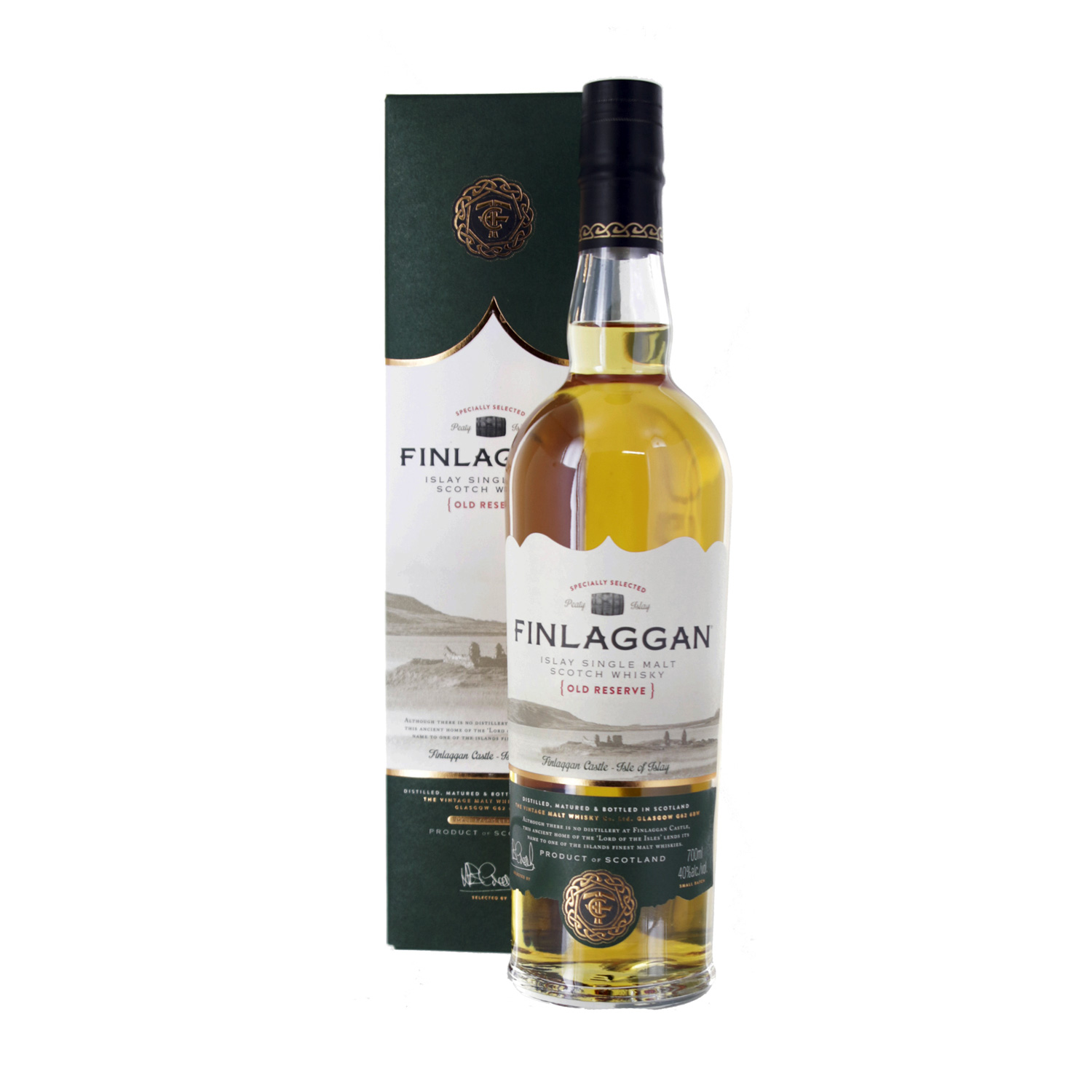 Finlaggan Old Reserve - Ecosse Islay - Single Malt - Non tourbé - 70cl - 40°