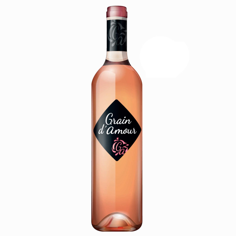 Côtes du Brulhois - Grain d\'Amour - Rosé Doux