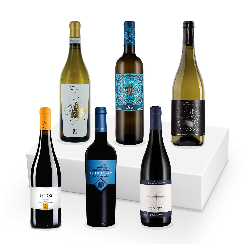 Coffret Italia - 6 bouteilles