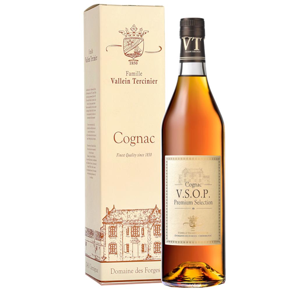 Cognac VSOP - Vallein Tercinier - 40 ° - 70cl