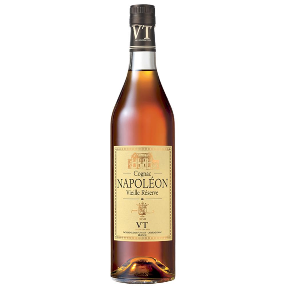 Cognac Napoléon - Vieilles Réserve -  Vallein Tercinier - 40° - 70cl