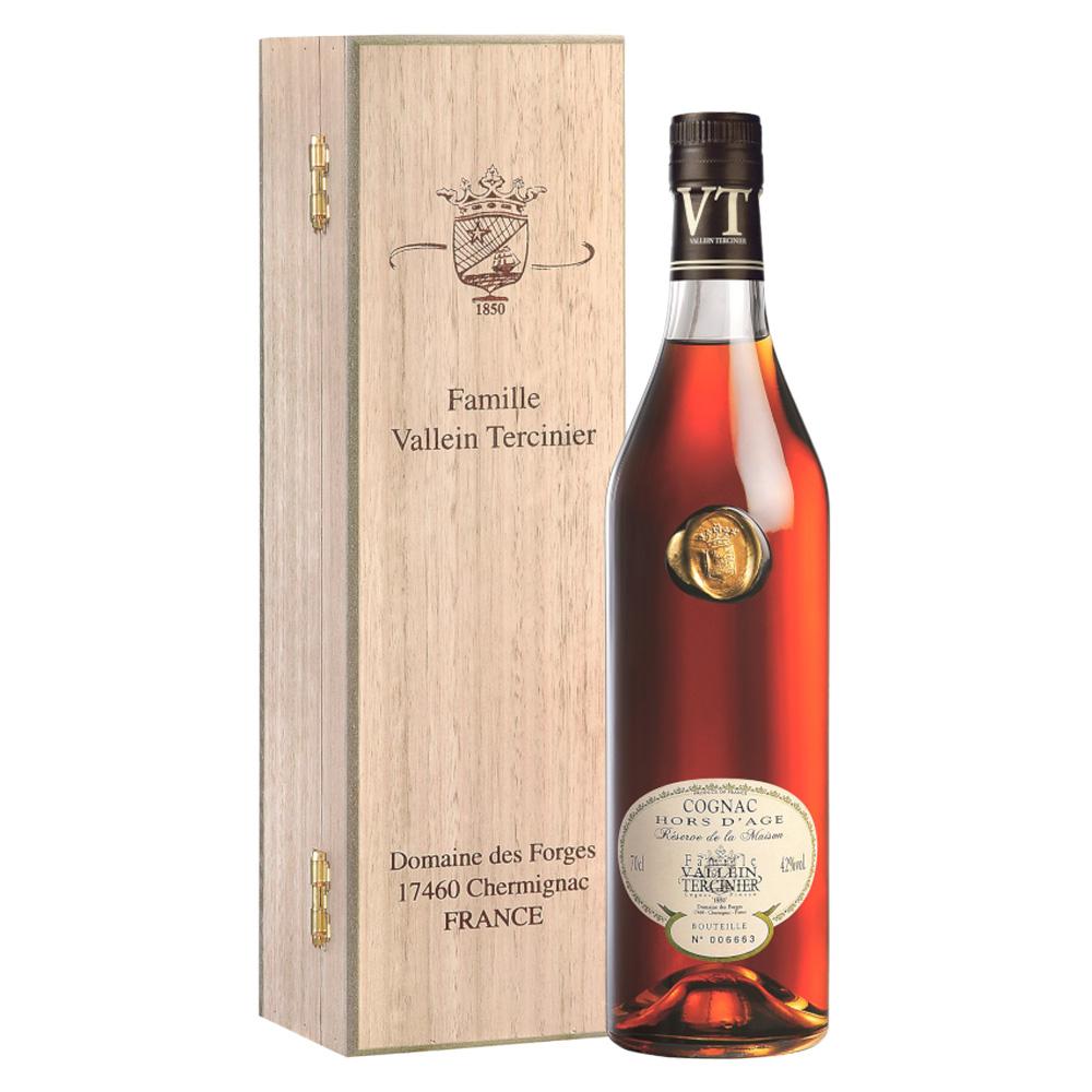 Cognac - Hors d\'âge - Vallein Tercinier - 42° - 70cl