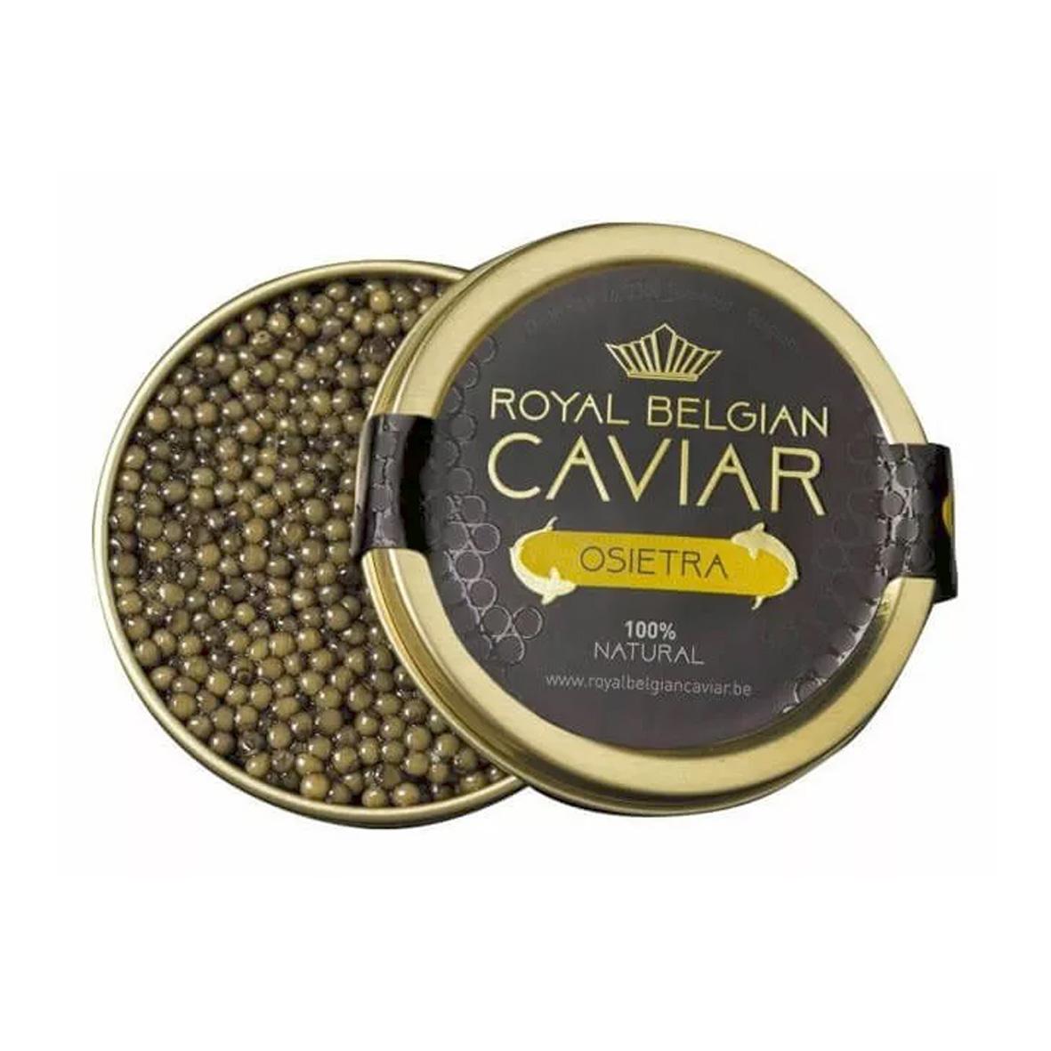 Caviar - Royal Belgian Caviar - Osietra