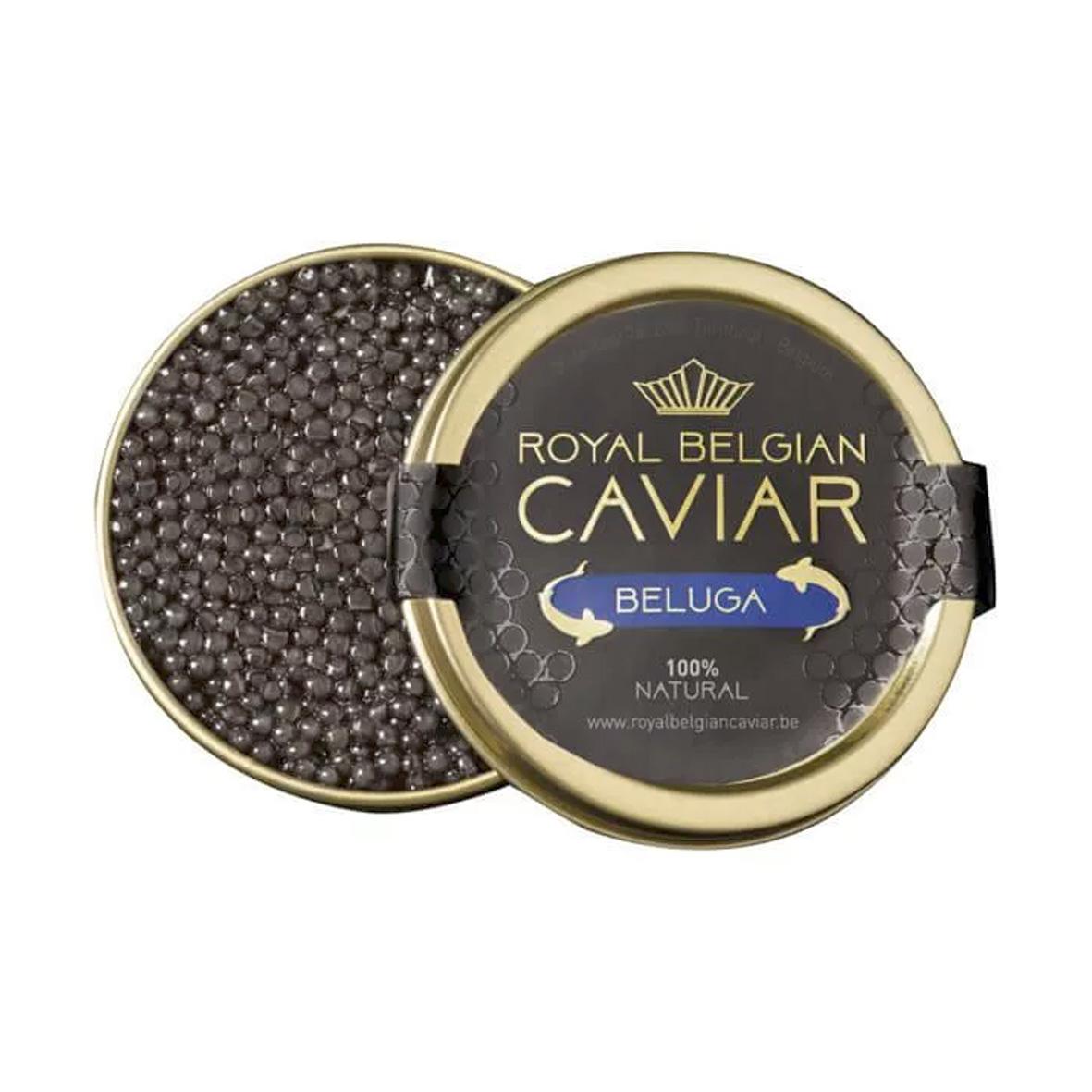 Caviar Royal Belgian Caviar - Beluga