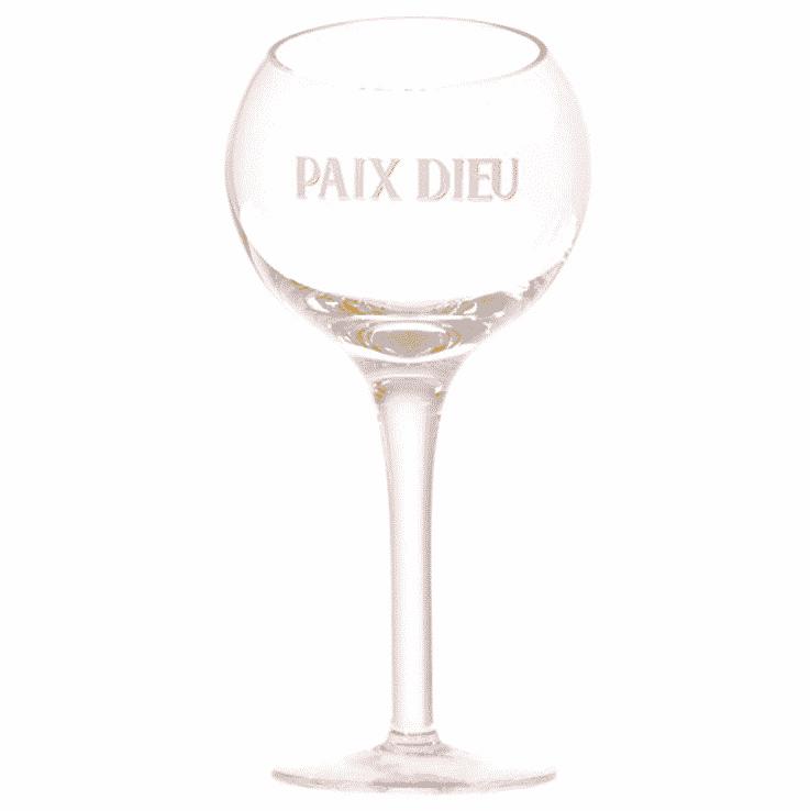 Verre Paix Dieu - Brasserie Caulier - 25cl