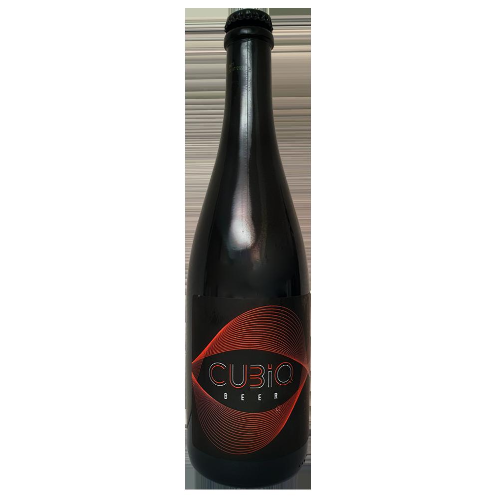 Bière Blonde - Cubiq - Belgique - 75 cl