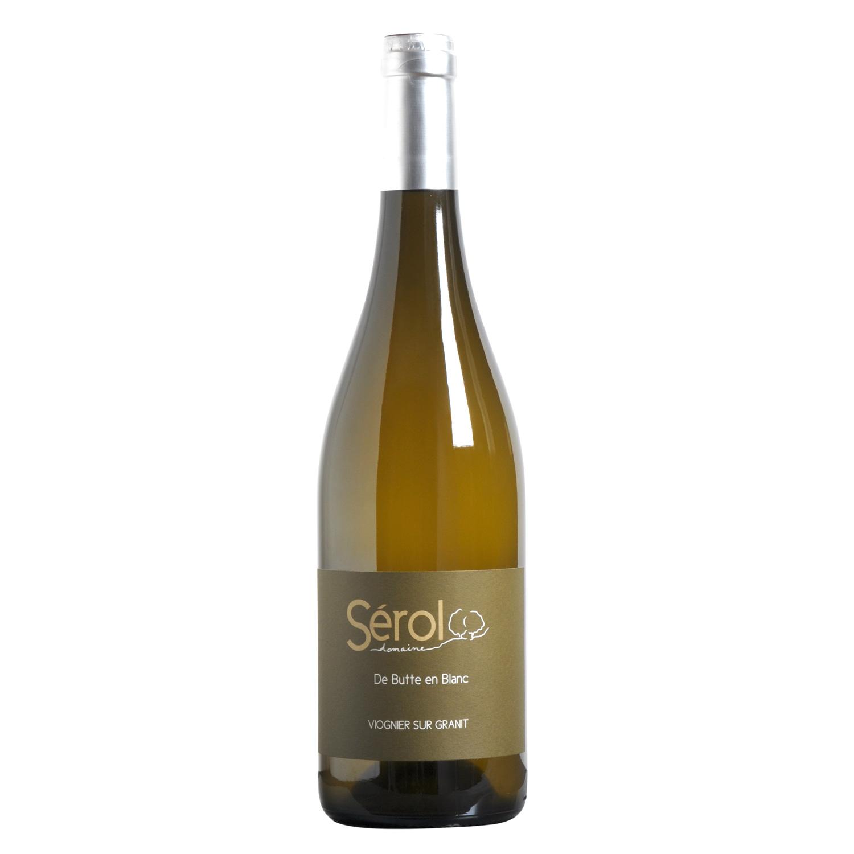 Côtes Roannaise - De Butte en Blanc - Domaine Sérol - 2020 - BIO