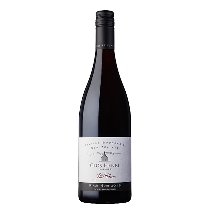 Pinot Noir - Malborough Valley - Petit Clos - Domaine Clos Henri  - 2018