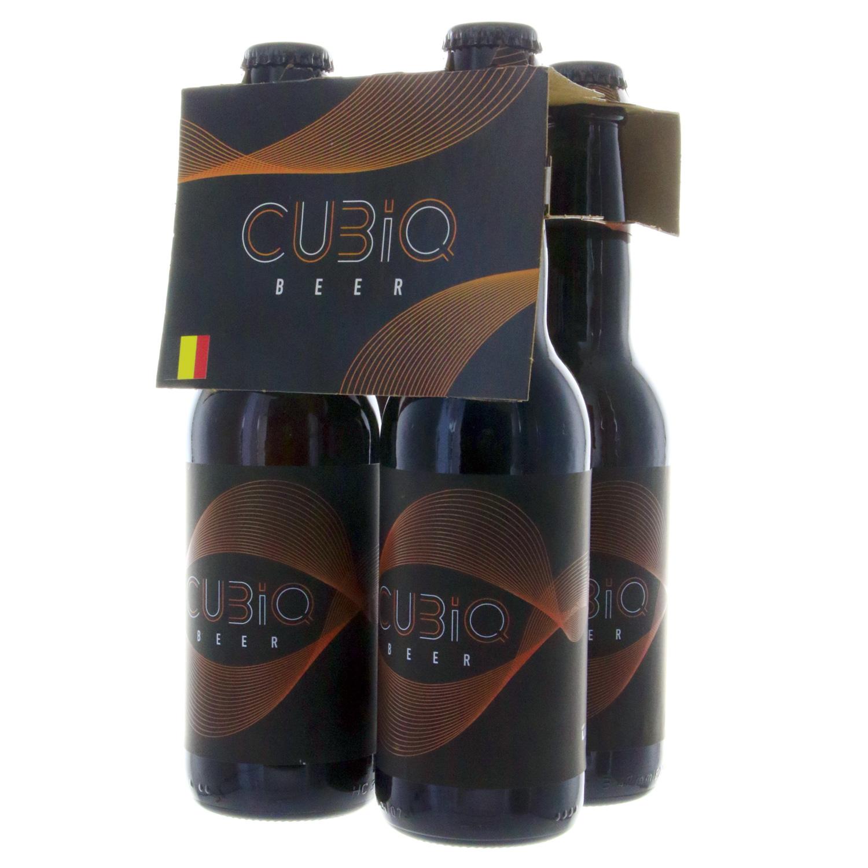 Pack 4x33cl - Biere Cubiq