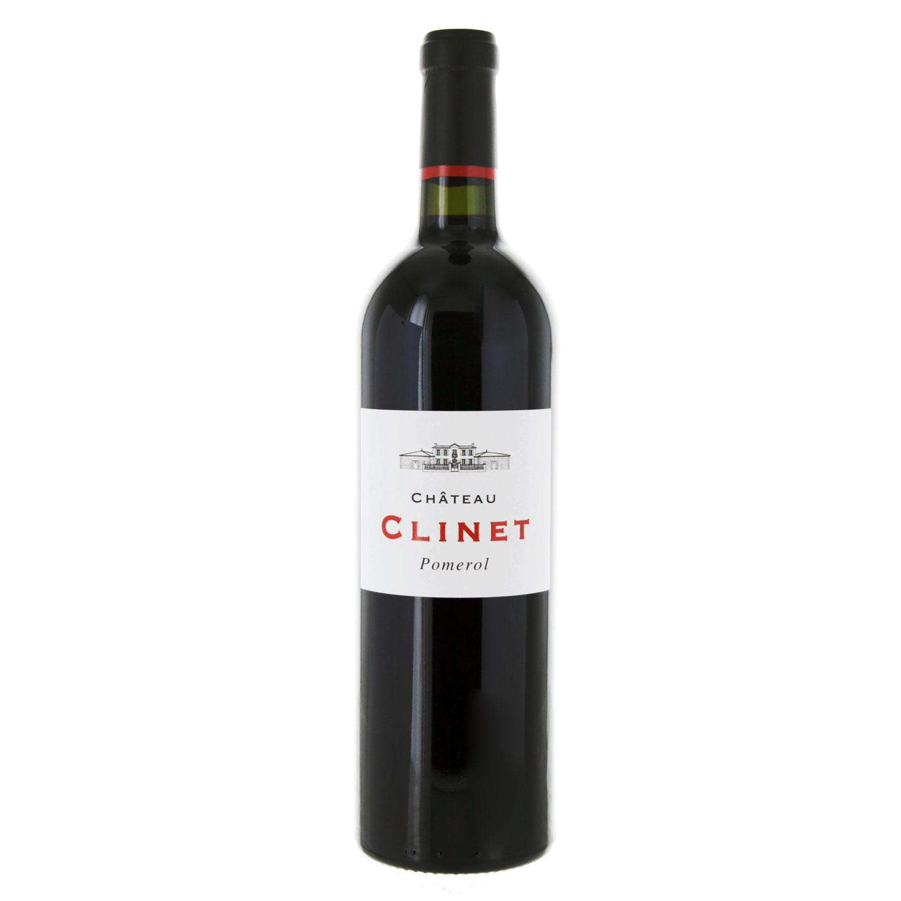 Pomerol - Château Clinet - 2015