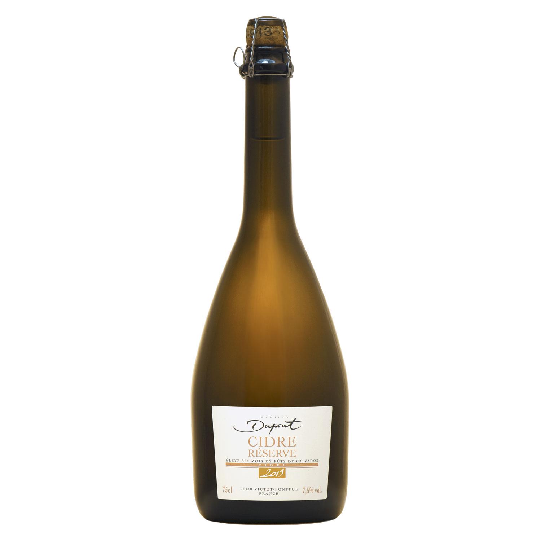 Cidre - Cuvée Réserve - Domaine Dupont - 7,5°