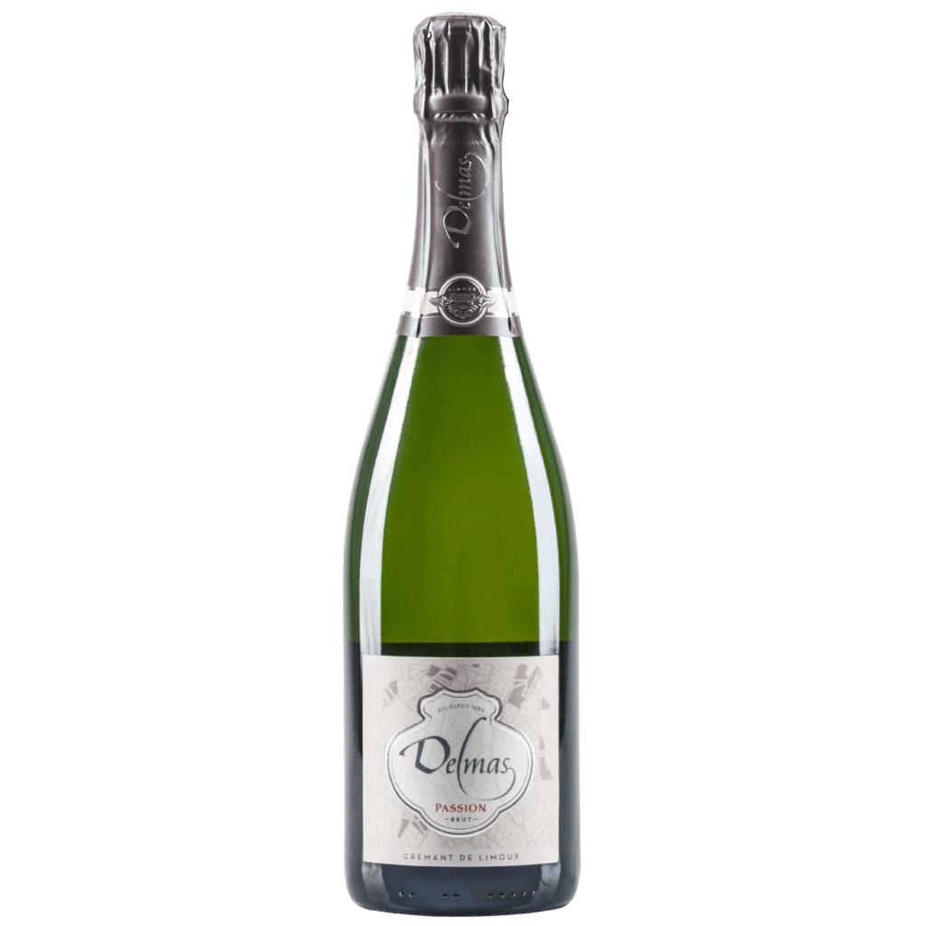 Crémant de Limoux - Cuvée Passion - Domaine Delmas - BIO