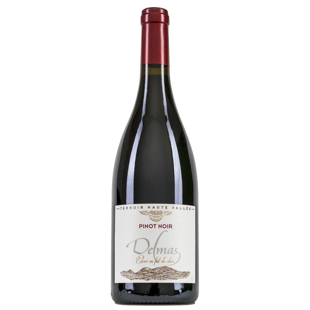 IGP Haute Vallée - Pinot Noir  - Domaine Delmas - 2019 - BIO