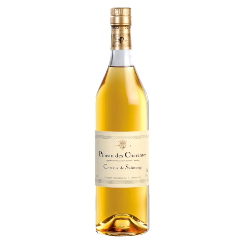 Pineau des Charentes Blanc - Vallein Tercinier - 17,5° - 75cl