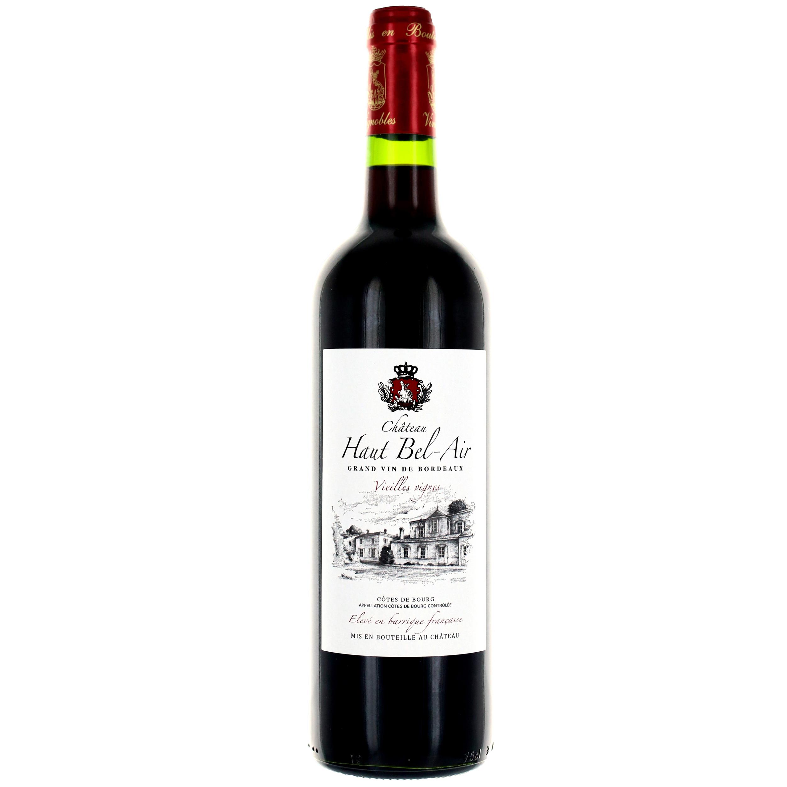 Côtes de Bourg-  Haut Bel-Air - Vignobles Lemaitre - 2017