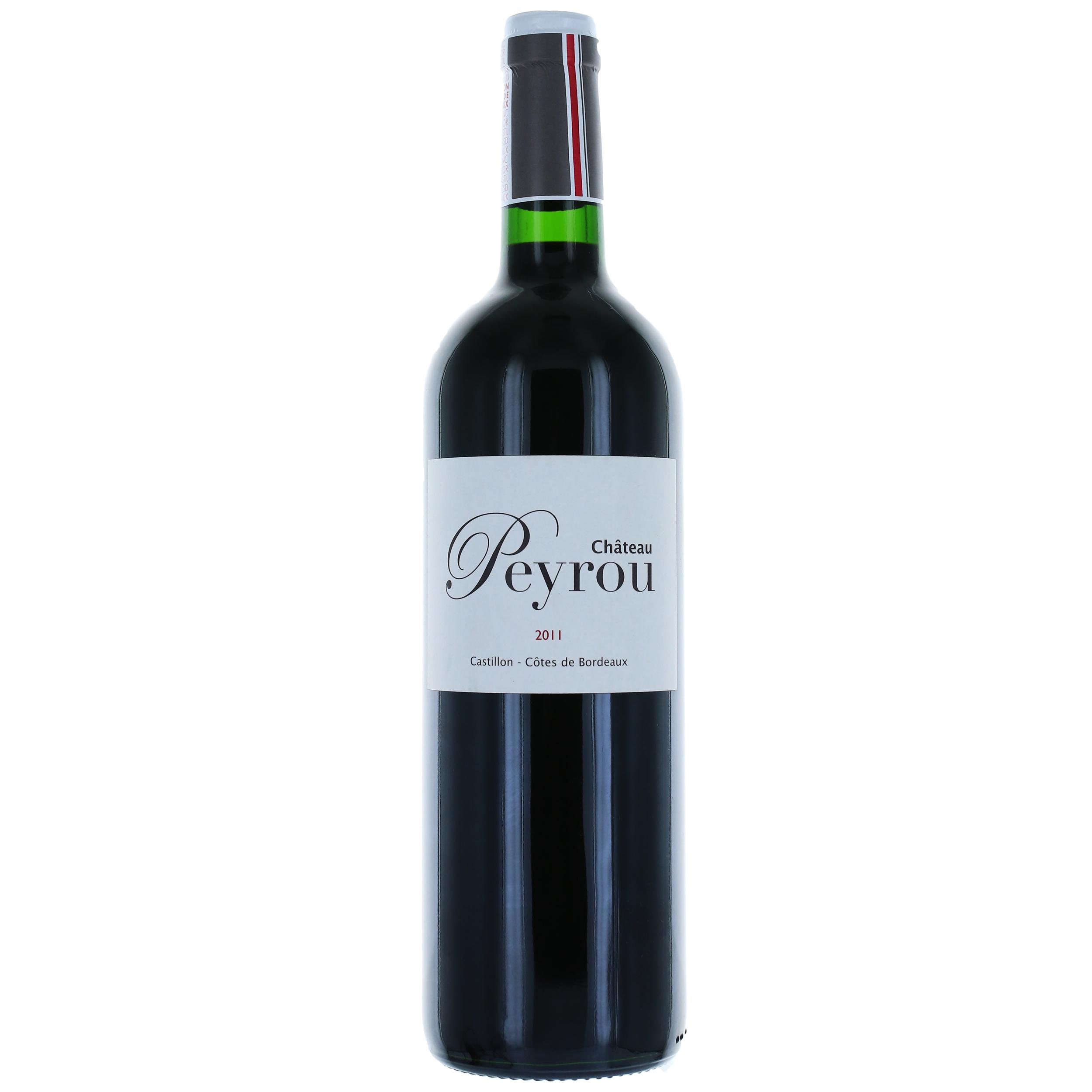 Côtes de Castillon - Château de Peyrou - Vignobles Papon - 2016 - BIO