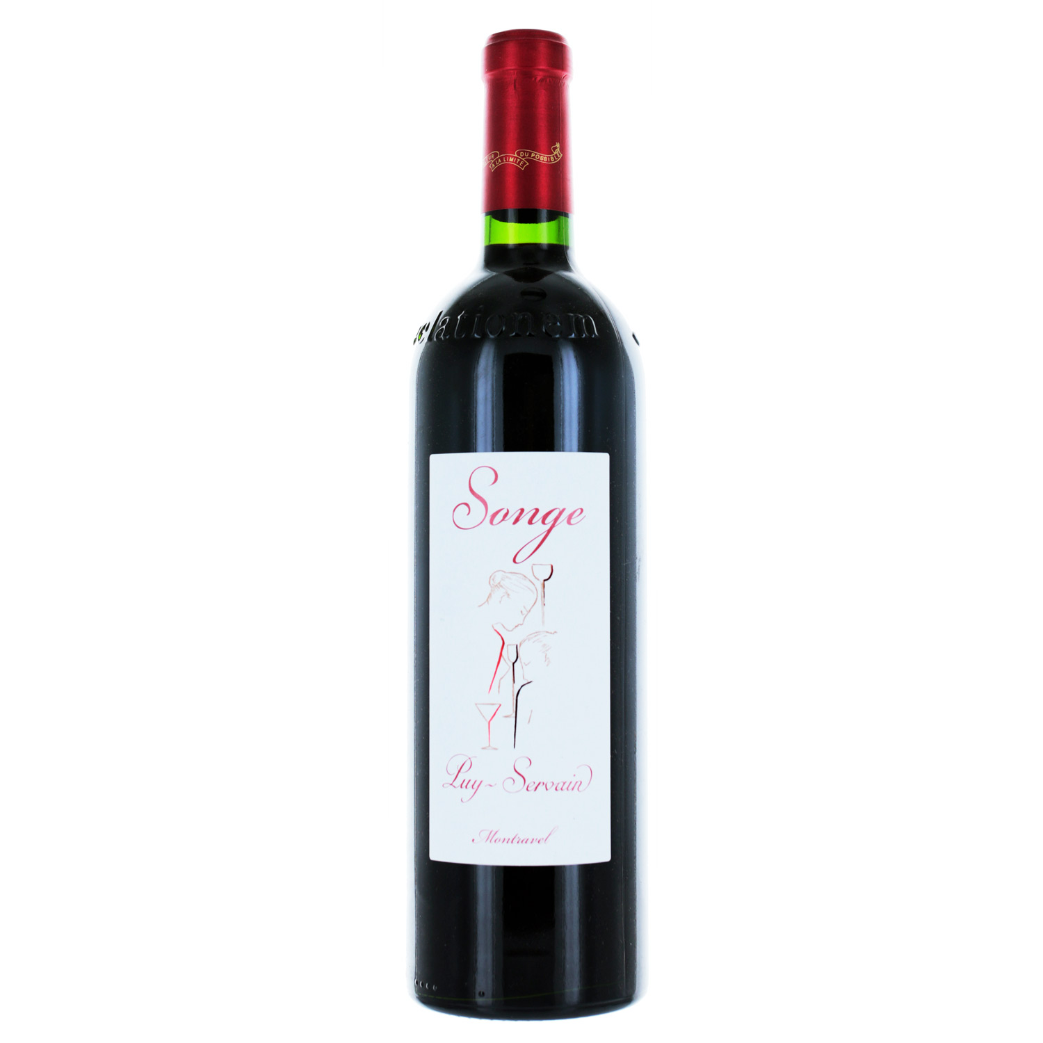 Montravel - Songe - Chateau Puy Servain - 2011