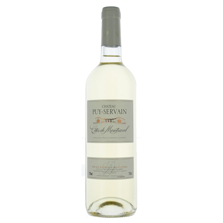 Côtes de Montravel - Moelleux - Château Puy-Servain - 2018