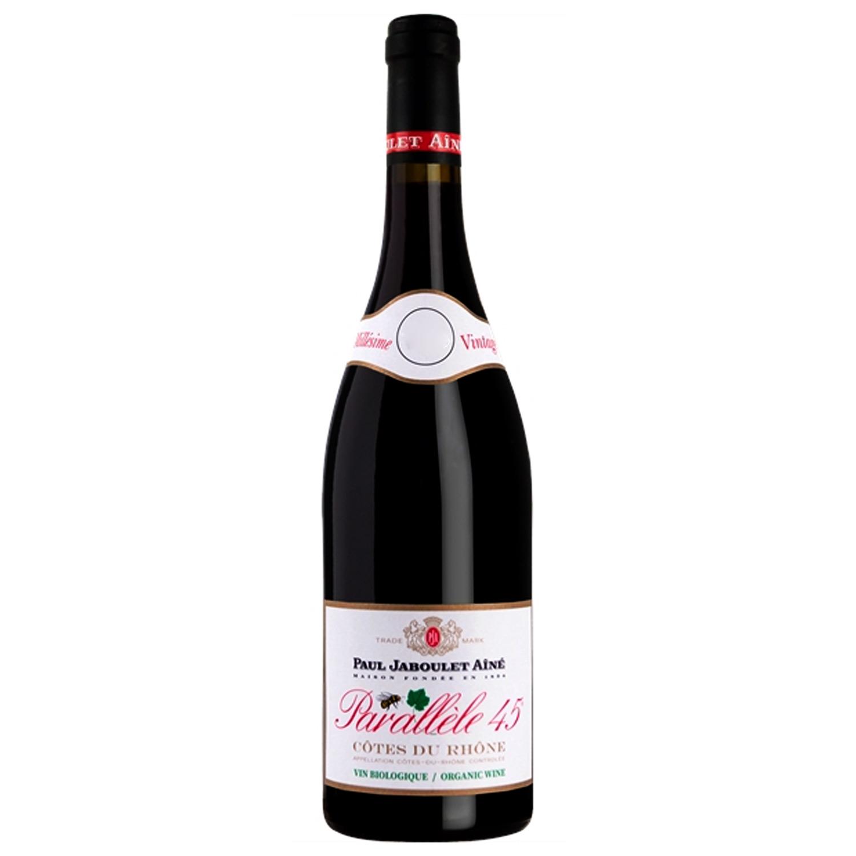 Côtes du Rhône - Parallèle 45 - Rouge - 2017 - BIO