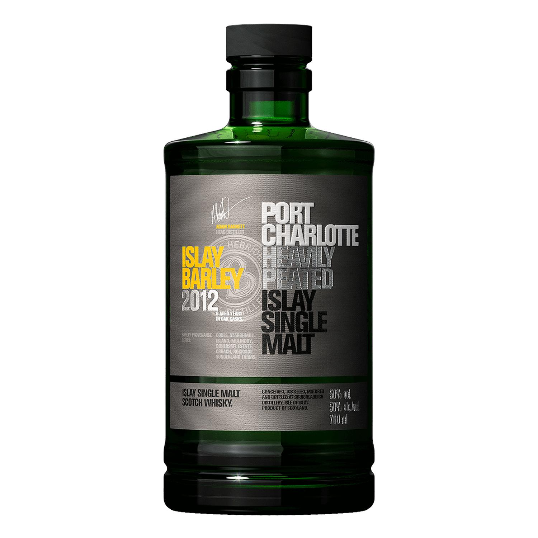 Whisky - Port Charlotte 2012 - Single Malt - 50° - 70cl
