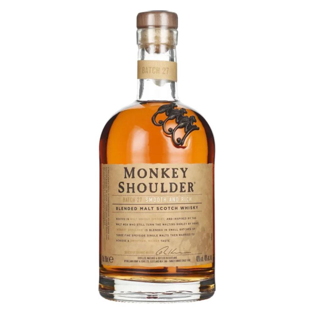 Whisky - Monkey Shoulder - Single Malt - 70cl - 40°