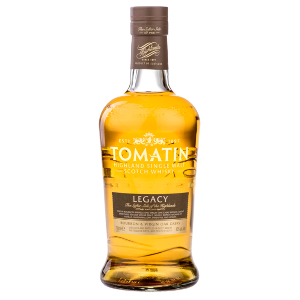 Whisky - Tomatin Legacy - Single Malt - 70cl - 43°